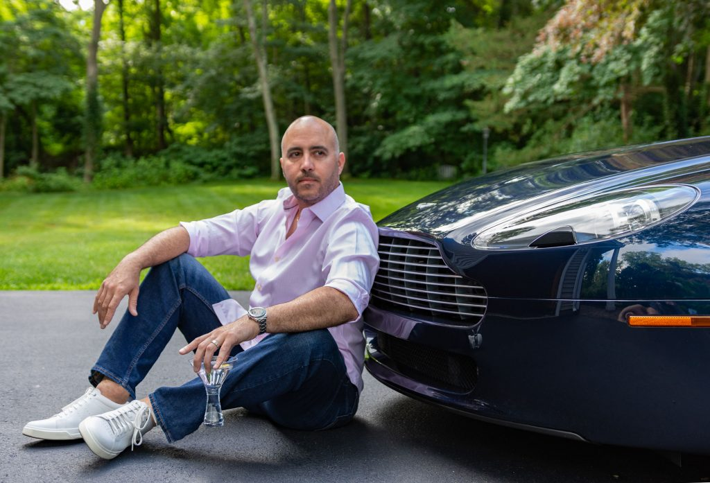 Eliud Custodio, Chief Technology Officer for The Gourmet Insider Team