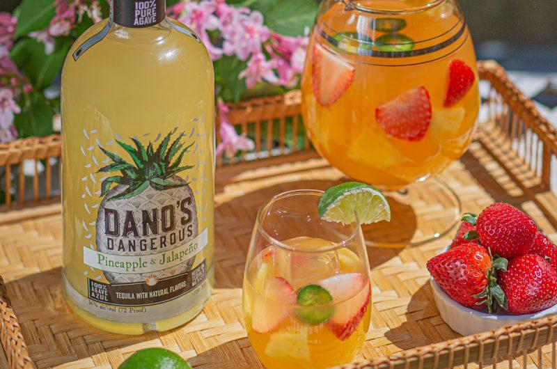 Dano's Summer Sangria