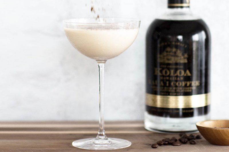 Coconut Coffee Coquito