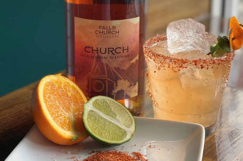 Church Bourbon Margarita