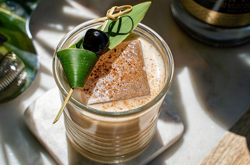 Spiced Pineapple Coffee Wake-Up Call