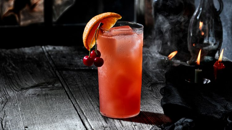 Bacardi Zombie cocktail