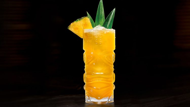 Bacardi Pineapple Potion