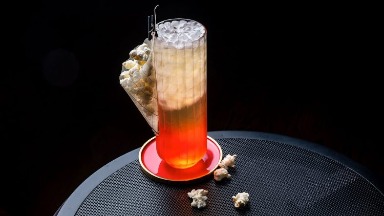 'Mericano Pop cocktail