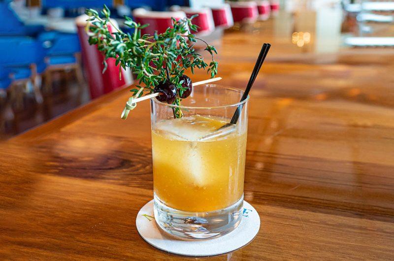 Mistletoe Old Fashioned