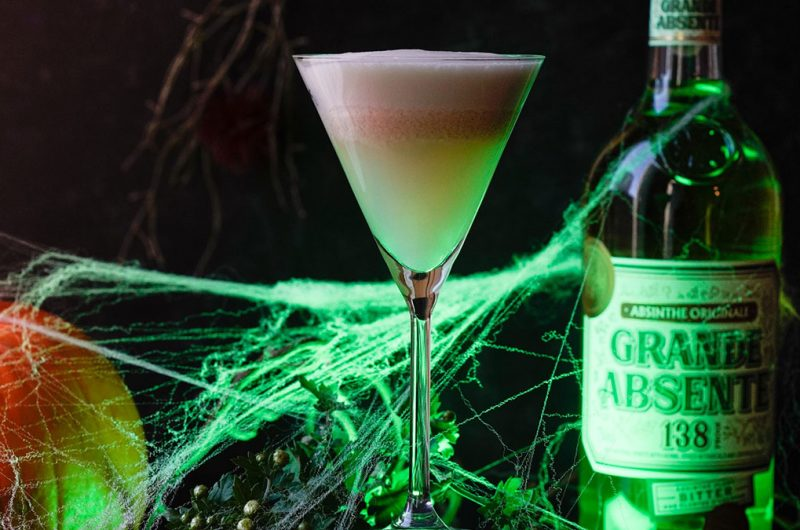 Spooky Green Fairy