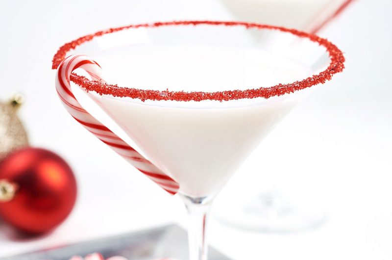 Winter Wonderland Martini