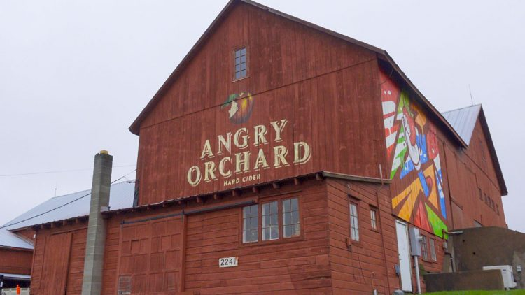 The Tasting Room, Sipping Hard Cider 101 with Angry Orchard's Ryan Burk – The Gourmet Insider
