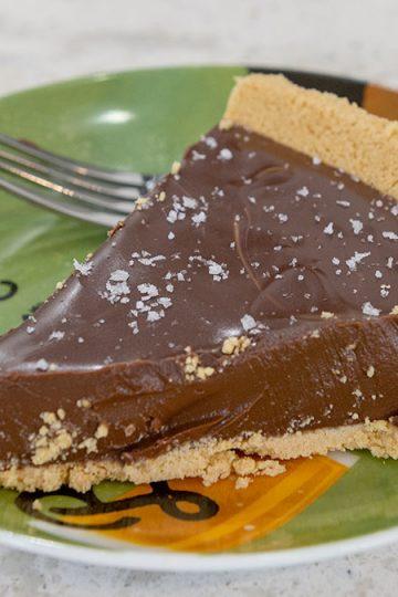 How to make a Semi-Homemade Chocolate Pie