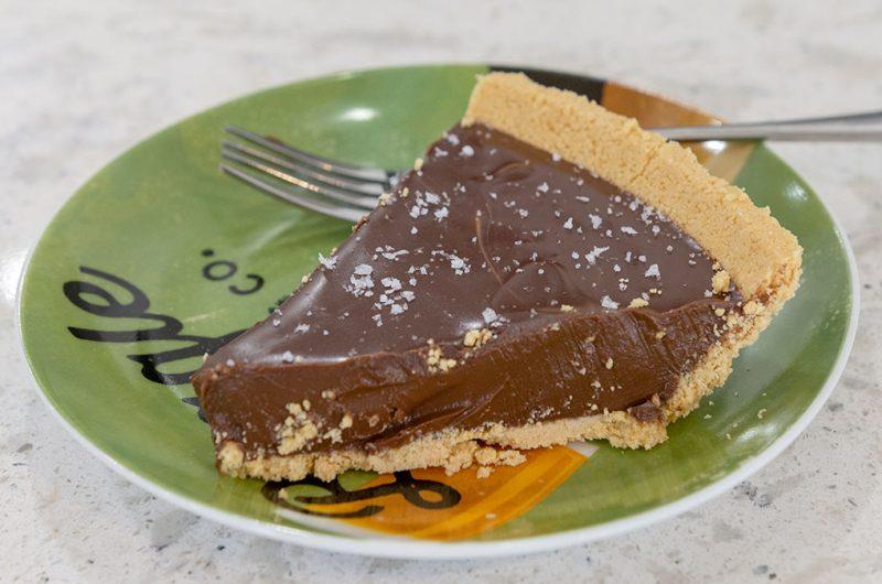 Semi-Homemade Chocolate Pie