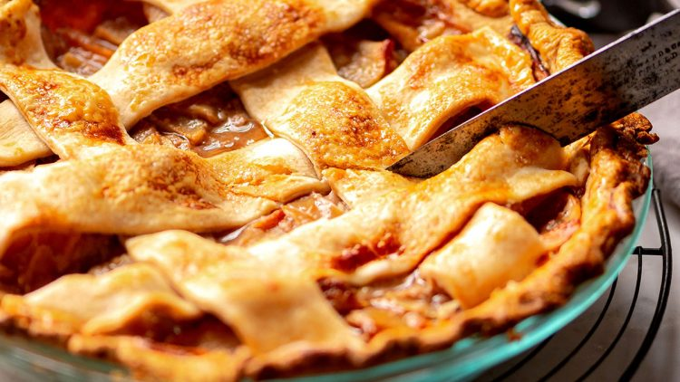 Tennessee Whiskey Apple Pie