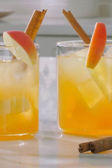 Apple Cider Crisp cocktail