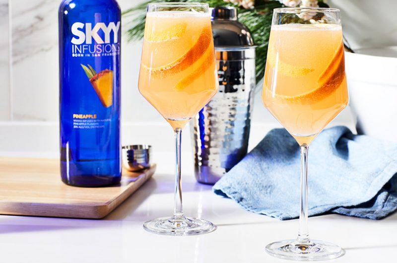 SKYY Holiday Mimosa