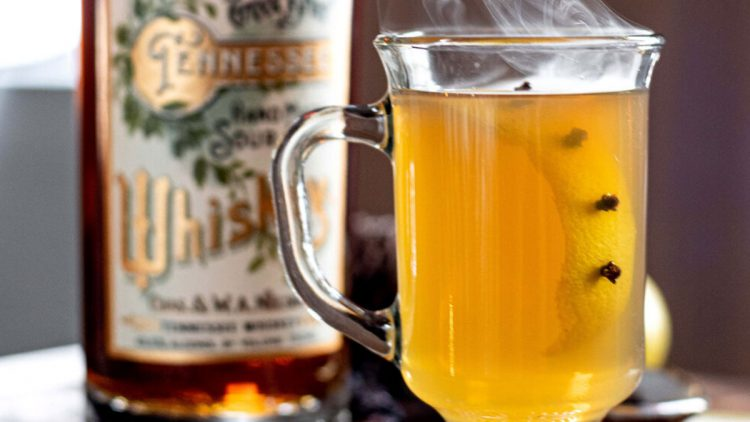 Tennessee Whiskey Hot Toddy