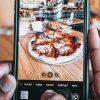 food photo on an iPhone