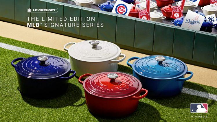 Le Creuset MLB Dutch Ovens