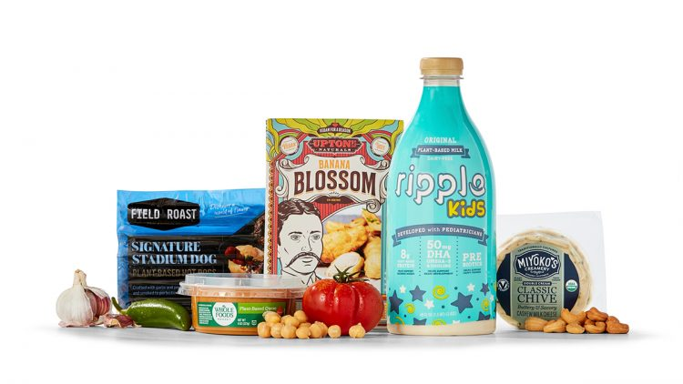 Whole Foods plant products